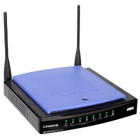 Linksys WRT150N Wireless N Home Router with 4-Port Switch Mimo, 802.11b, 802.11g, 802.11n